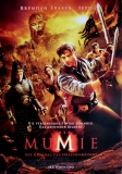 DIE MUMIE - DAS GRABMAHL DES DRACHENKAISERS - 2008 - Filmplakat - Poster
