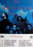 AFGHAN WHIGS - 1993 - Plakat - Concert - Weathermen - Gentlemen - Poster