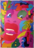 JAZZ FEST BERLIN - 1989 - Plakat - Günther Kieser - Poster