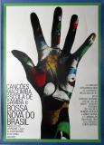BOSSA NOVA DO BRASIL - 1966 - Plakat - Günther Kieser - Poster