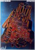 BMW MUSEUM - 1991 - Plakat - Zeitmotor - Günther Kieser - Poster