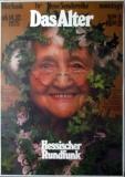 DAS ALTER - 1975 - Plakat - Hessischer Rundfunk - Günther Kieser - Poster