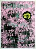 SEBADOH - 1993 - Konzertplakat - Concert - Poster - Vera - Groningen