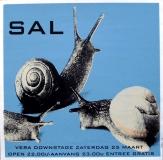 SAL - 2000 - Konzertplakat - Concert - Poster - Vera - Groningen