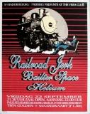 RAILROAD JERK - 1995 - Konzertplakat - Concert - Poster - Vera - Groningen - B