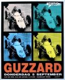 GUZZARD - 1996 - Konzertplakat - Concert - Poster - Vera - Groningen