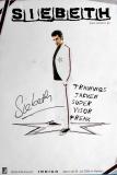 SIEBETH - 2006 - Promoplakat - Trainings Jacken.. - Poster - plus Autogramm