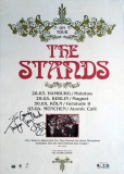 STANDS, THE - 2003 - Tourplakat - All Years Leaving - Tourposter - Autogramm