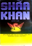 SHAA KHAN - 1979 - Tourplakat - Concert - Tourposter - plus Autogramme