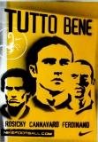 NIKE - TUTTO BENE - Promoplakat - Rosicky - Cannavaro - Ferdinand - Poster