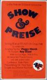 ESSENER LICHTWOCHEN 20. - 1970 - Konzertplakat - Peggy March - Etzel - Poster