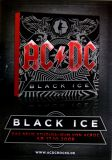 AC/DC - ACDC - 2008 - Promoplakat - Black Ice - Poster