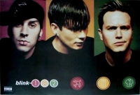 BLINK 182 - Plakat - Band - Poster - A