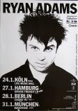 ADAMS, RYAN - 2003 - Tourplakat - Concert - Love is Hell - Tourposter