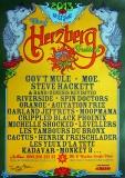 BURG HERZBERG - 2013 - Plakat - Govt Mule - Steve Hackettt - Levellers - Poster