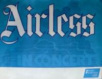 AIRLESS - 2002 - Tourplakat - In Concert - Tourposter