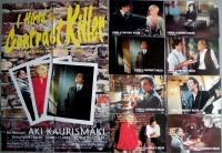 I HIRED A CONTRACT KILLER - 1990 - Plakat - Joe Strummer - Clash - Poster plus