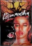 KATZENMENSCHEN - CAT PEOPLE - 1981 - Plakat - David Bowie - Moroder - Poster