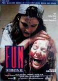 FUN / MORDSSPASS - 1994 - Plakat - Armageddon Dildos - Poster