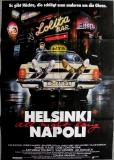 HELSINKI NAPOLI - 1987 - Plakat - Gianna Nannini - Wim Wenders - Poster