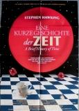 EINE KURZE GESCHCHTE DER ZEIT - 1993 - Plakat - Philip Glass - Poster