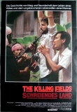 KILLING FIELDS, THE - SCHREIENDES LAND - 1984 - Plakat - Mike Oldfield - Poster