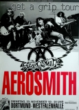 AEROSMITH - 1993 - Plakat - In Concert - Get a Grip Tour - Poster - Dortmund