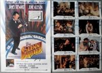 GLENN MILLER STORY, DIE - 1985 - Plakat - James Stewart - Poster plus