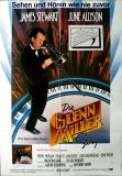 GLENN MILLER STORY, DIE - 1985 - Plakat - James Stewart - Poster