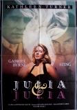 JULIA AND JULIA - 1987 - Plakat - Sting - Byrne - Turner - Poster