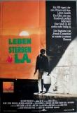 LEBEN UND STERBEN IN L.A. - 1985 - Plakat - Wang Chung - Poster