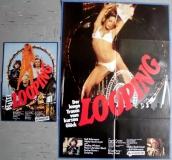 LOOPING - 1980 - Plakat - Bryan Ferry - Roxy Music - Poster plus
