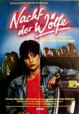NACHT DER WÖLFE - 1982 - Plakat - Accept - Poster
