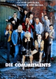 COMMITMENTS, DIE - 1990 - Plakat - Poster