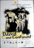 DAZED AND CONFUSED - 1993 - Plakat - Alice Cooper - Led Zeppelin - Poster