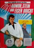 MARMOR STEIN UND EISEN BRICHT - 1981 - Plakat - Drafi Deutscher - Poster
