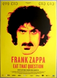 ZAPPA, FRANK - 2016 - Filmplakat - Eat that Question - Poster