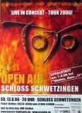 TOTO - 2006 - Poster - In Concert - Schwetzingen - Signed / Autogramm