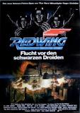 REDWING - FLUCHT VOR DEN SCHWARZEN DROIDEN - 1985 - Film - Poster