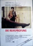 REIFEPRÜFUNG - 1974 - Film - Simon & Garfunkel - Dustin Hoffman - Poster