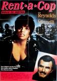 RENT A COP - 1988 - Plakat - Film - Liza Minnelli - Burt Reynolds - Poster