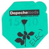 DEPECHE MODE - 1990 - Working Pass - World Violation Tour - Stuttgart