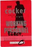 COCKER, JOE - 1997 - Working Personal Pass - Across from... Tour - Stuttgart