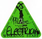 COLLINS, PHIL - GENESIS - 1997 - Pass - Dance to Europe Tour - Stuttgart