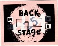 DEPECHE MODE - 1993 - Backstage Pass - Devotional Tour - Stuttgart