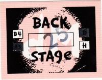 DEPECHE MODE - 1993 - Backstage Pass - Devotional Tour - Stuttgart - B
