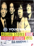 ROLLING STONES - 1995-08-22 - Voodoo Lounge - Poster - Mannheim - A0