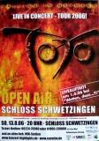 TOTO - 2006 - Plakat - In Concert - Poster - Schwetzingen - Signed/Autogramm