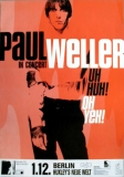 WELLER, PAUL - THE JAM - 1993 - Plakat - Wild Wood - Poster - Berlin