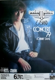 MAFFAY, PETER - 1979 - Plakat - In Concert - Johnny Tame - Poster - Hamburg